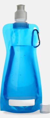 Ljusblå Reklamvattenflaska med egen logga