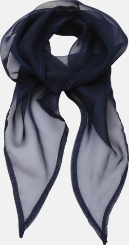 Navy Tunna accessoarscarfs i många färger