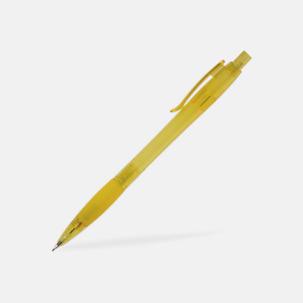 Fräscht färgglad stiftpenna med tryck