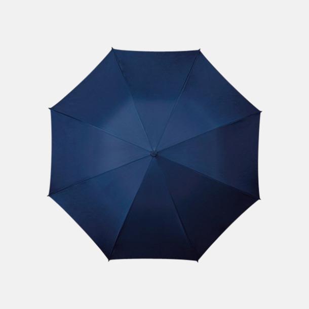 Marinblå (PMS 296C) Färgstarka och eleganta paraplyer med reklamtryck