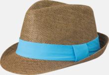 Fina sommarhattar i många färger med reklambrodyr