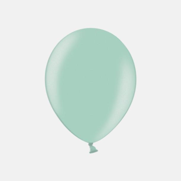074 Light Green (PMS 7471 U) Ballonger i unika färger med eget tryck