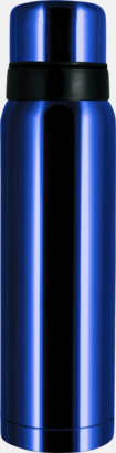 Safirblå 1 liter termos från Vildmark