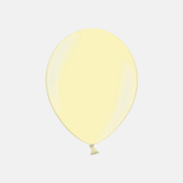 072 Lemon Ballonger i unika färger med eget tryck