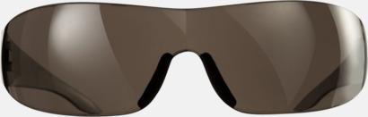 Snygga UV400-solglasögon med reklamtryck