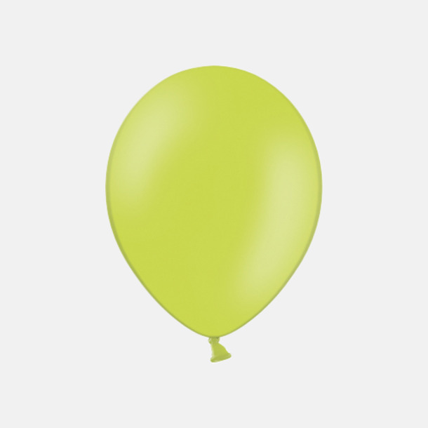 014 Lime green pms 360 Reklamballonger med fototryck