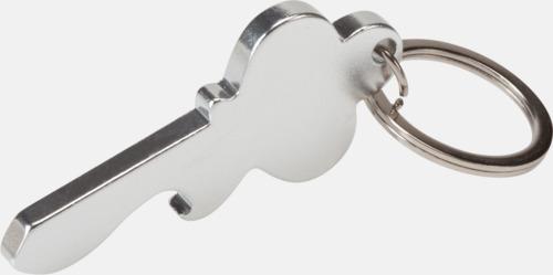 Figurformade öppnare och nyckelringar med lasergravyr