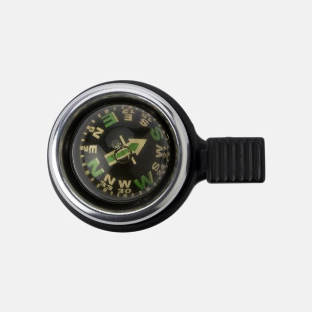 Ringklocka med kompass - med reklamtryck