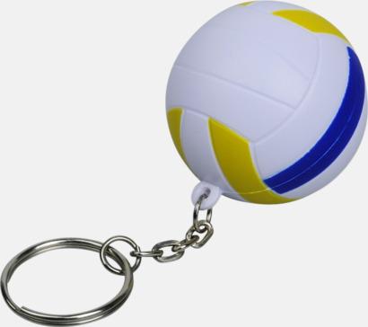 Volleyboll Små antistress spelbollar med reklamtryck