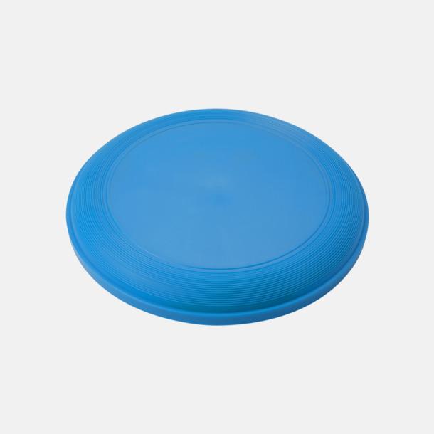 Sportiga frisbees i många färger med reklamtryck