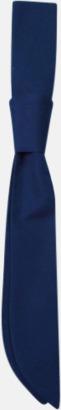 Marinblå (kravatt) Ready-to-wear slipsar och kravatter med eget tryck