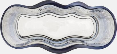 Avlånga glasvaser från Sagaform