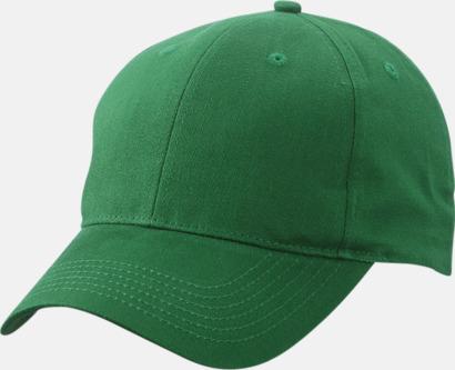 Grön Trendig keps med egen brodyr eller tryck