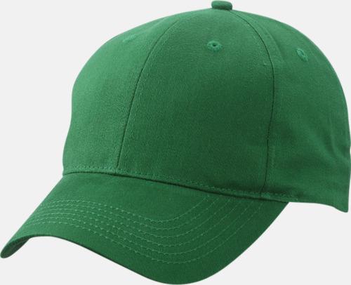 Grön Trendig keps med egen brodyr eller tryck 76759e3a55b87