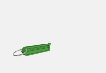 Grön (70 mm) Påsklämmor med sprängring