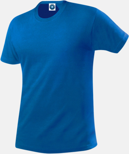 Royal Blue (herr) Funktions t-shirts i herr- & dammodell med reklamtryck