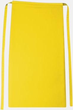 Sunshine Långa förkläden i många färger med reklamtryck
