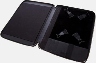 Liten (2) Surfplattefodral i 2 storlekar i premiumläder med reklamlogo