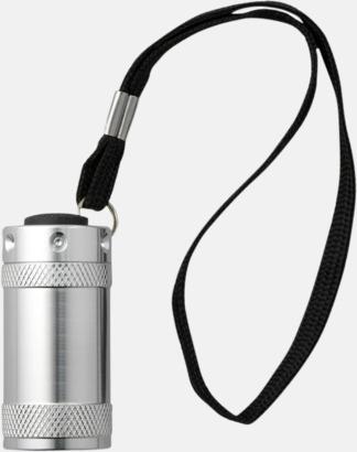 Små ficklampor med reklamtryck