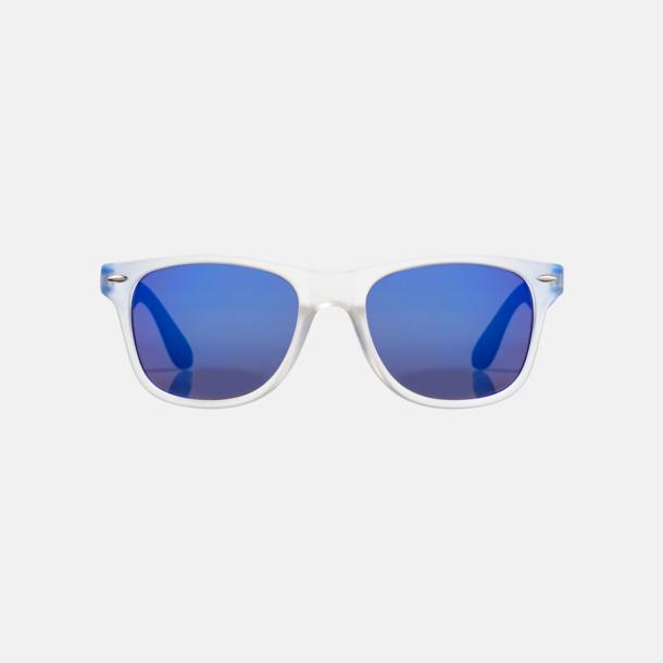 Snygga och säkra solglasögon med färgade linser - med reklamtryck