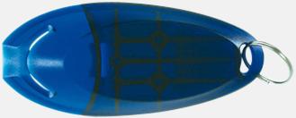 Blå (frostad) Flask och burköppnare med tryck
