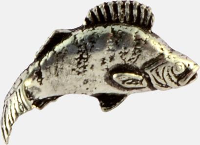 Aborre Engelska, handgjorda broscher med jaktmotiv