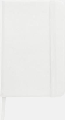 Vit Färgrika A6-anteckningsböcker med tryck