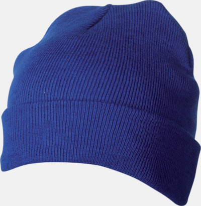 Blå Vintermössa med Thinsulate