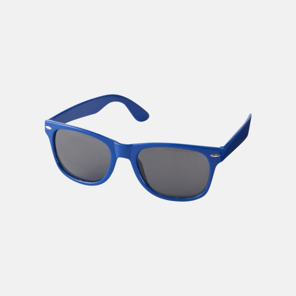 Royal Blue (PMS 286C) Trendiga solglasögon med tryck