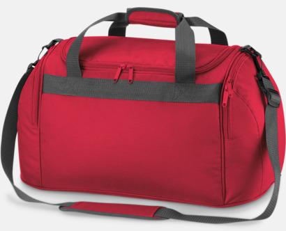 Classic Red Väskor med reklamtryck