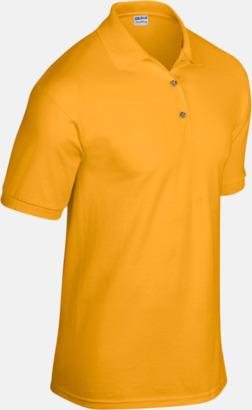 Billiga herrpikétröjor med tryck
