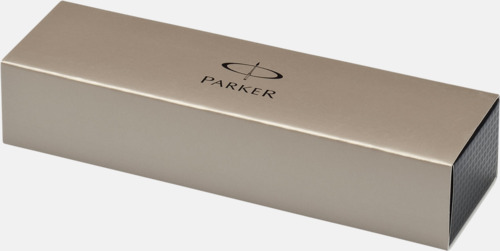 Presentförpackning Parker Vector kulspetspenna med reklamtryck