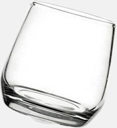 Transparent Whiskyglas med rundad botten från Sagaform