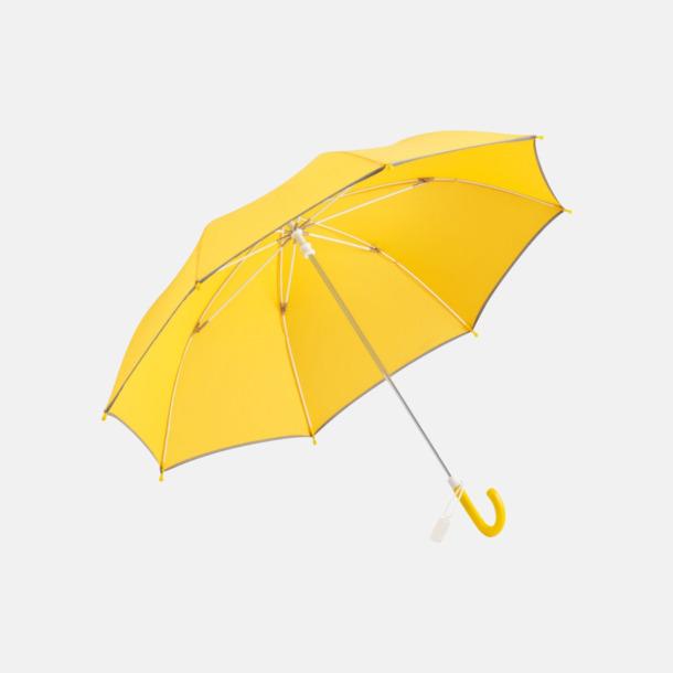 Säkra barnparaplyer med eget reklamtryck
