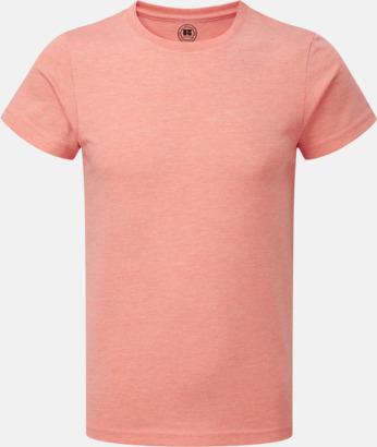 Coral Marl (pojke) Barn t-shirts i u- och v-hals med reklamtryck