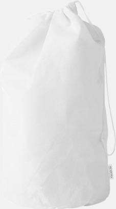 Presentpåse Filt i fleece- & sherpamix med reklamlogo
