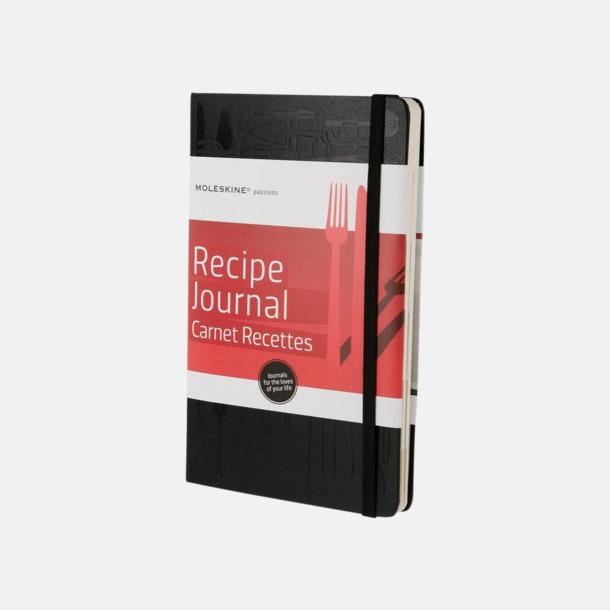 Recipe Journal Anteckningsböcker i massor av olika entusiastteman