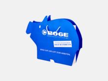 Skräddarsydda papperspåsar med reklamtryck