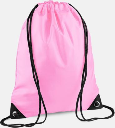 Classic Pink Påsar i mängder av färger - Påsar med reklamtryck