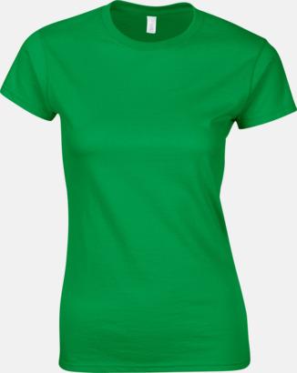 Irish Green Billiga t-shirts med tryck