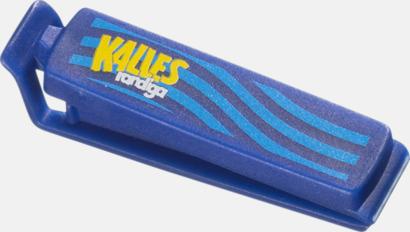 Koboltblå (60 mm) Påsklämmor i 4 storlekar med reklamtryck