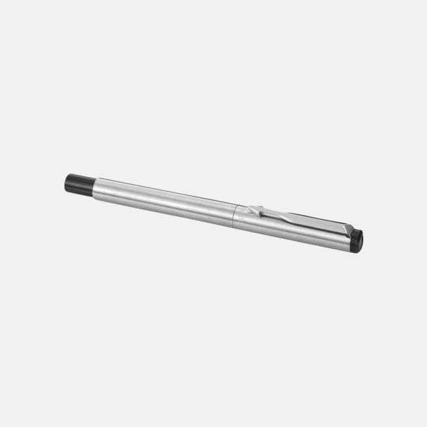 Pakers Vector-rollerballpenna i stål med reklamtryck