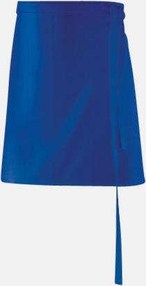 Royal Blue (80 x 45 cm) Förkläden i 5 varianter med reklamtryck