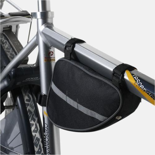 Väskor för cyklar - med reklamtryck