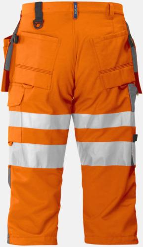 Orange (bak) Herrpiratbyxor Klass 2