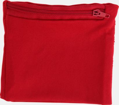 Plånbok att bära runt handleden med eget tryck
