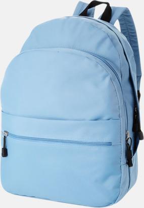 Ocean Blue Trendigt designade ryggsäckar med tryck