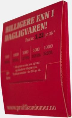 Billiga kondomer med eget tryck