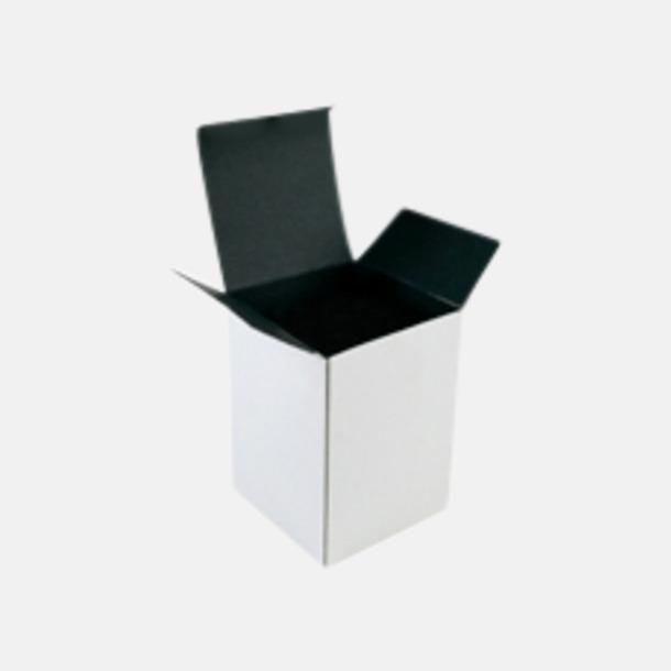 Presentförpackning 1-pack (se tillval) Kaffemuggar med färgad insida