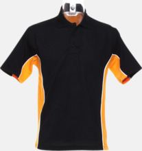 Sportiga pikétröjor med reklamtryck eller -brodyr